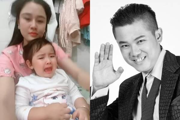 Con gái Vân Quang Long òa khóc trong cuộc gọi cuối cùng với ba
