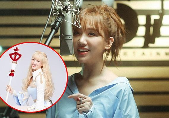 """Hari Won chính thức tung ca khúc chủ đề trong Ragnarok Online Việt Nam, giọng hát trong trẻo """"đốn gục"""" cư dân mạng"""