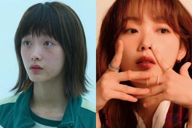 Nữ diễn viên Squid Game - Lee Yoo Mi thắng giải Nữ diễn viên mới xuất sắc nhất tại Liên hoan phim Quốc tế Busan 2021